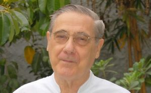 Pater G. Koelman SJ (Courtesy of Nicolas Wijaya)