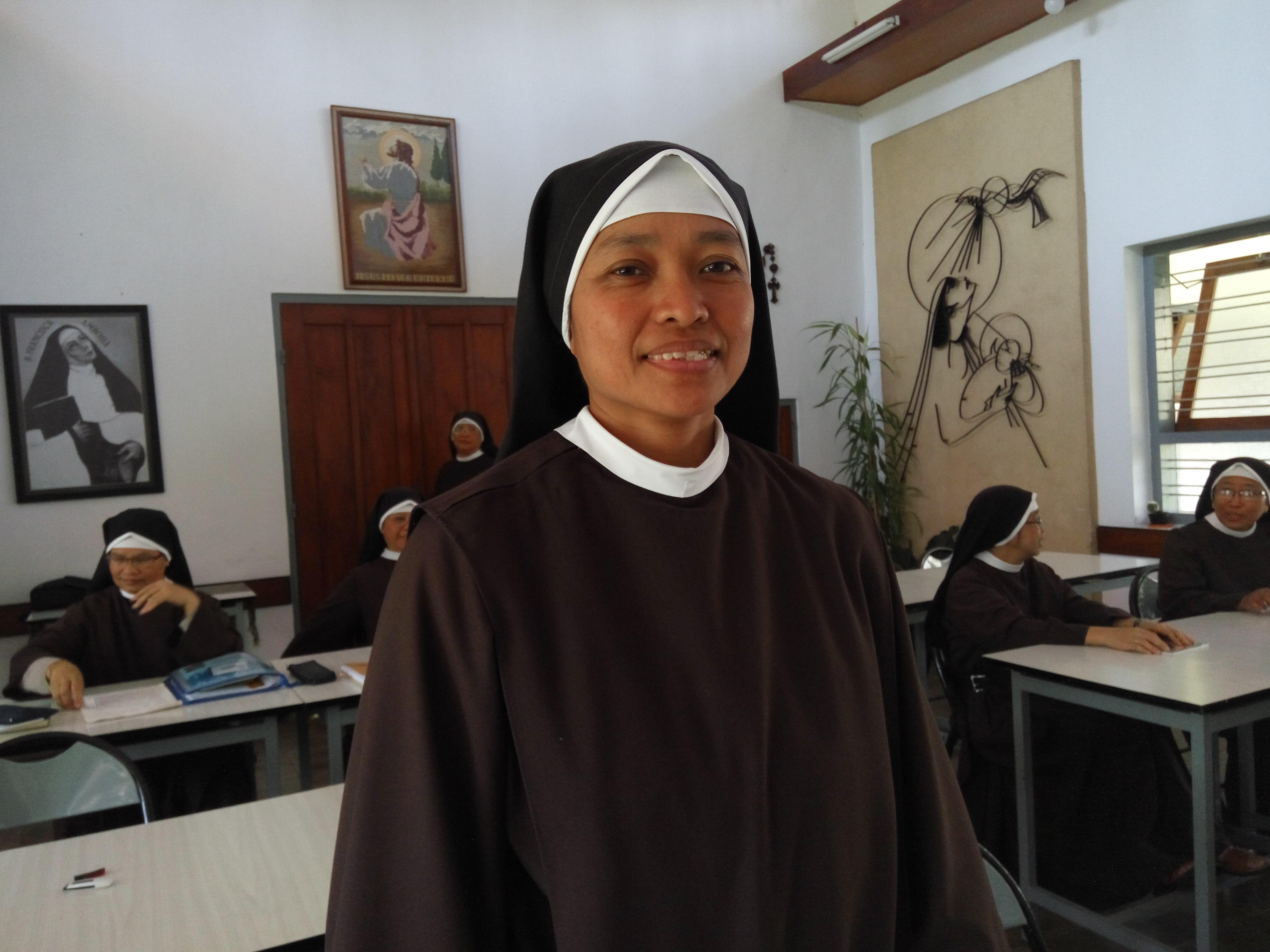 Sr. Maria Gabriela O.Carm