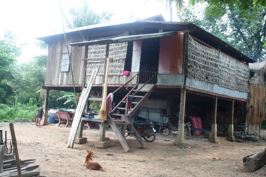 Stasi Taom di Siem Reap Kamboja