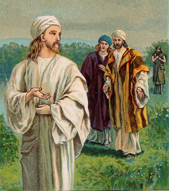 Murid-murid Pertama Yesus
