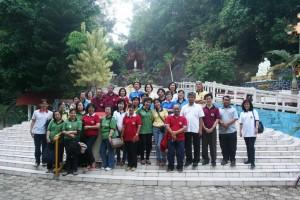 KBKK misi kasih ke Keuskupan Pangkalpinang rombongan besar full EMAIL