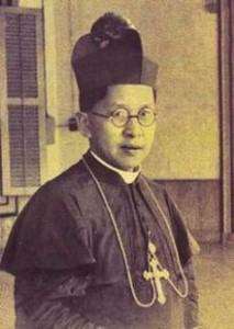 Mgr Albertus Soegijapranata SJ