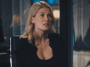 Rosamund Pike dalam Jack Reacher