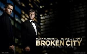 Broken City 2012 movie Wallpaper