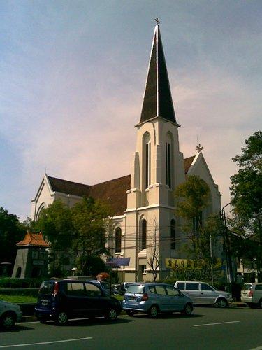 Gereja Katedral Bandung 1