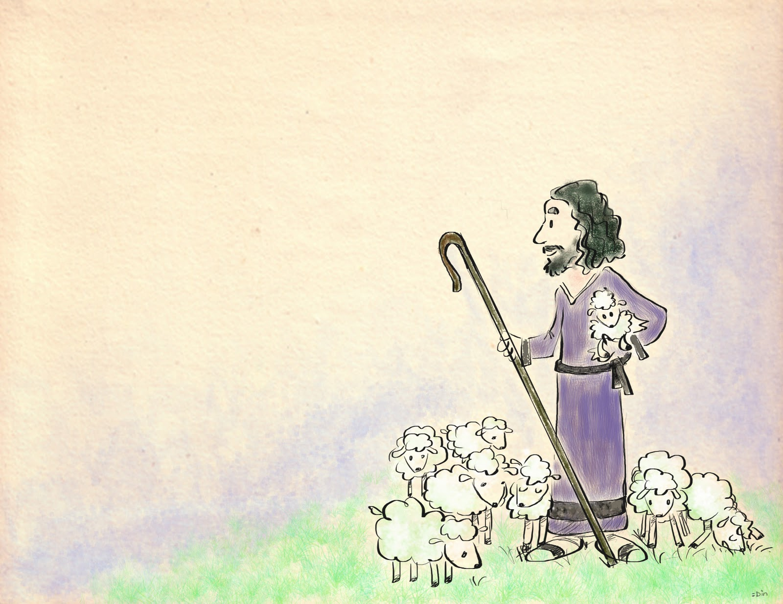 Lost Sheep - 1