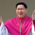 kardinal tagle lambai