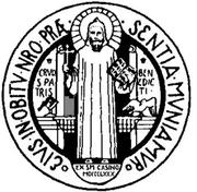 logo lambang Ordo Santo Benediktin