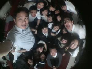 Beijing mahasiswa katolik