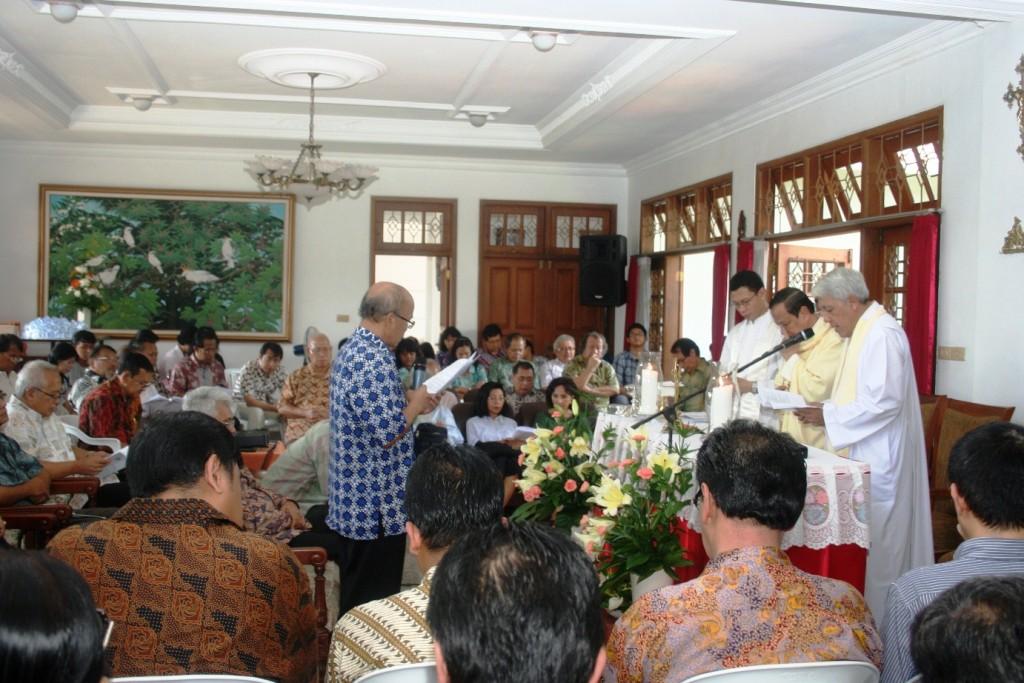 Misa Palingsah doa umat by St Sularto