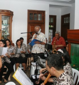 Panis Angelicus by Parno Isworo