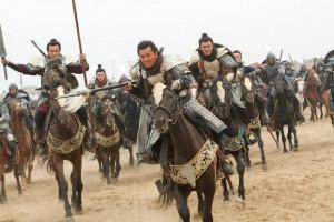 Saving General Yang berkuda