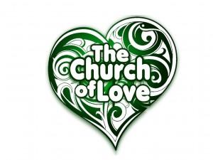 gereja cinta