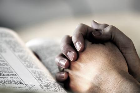 sikap berdoa
