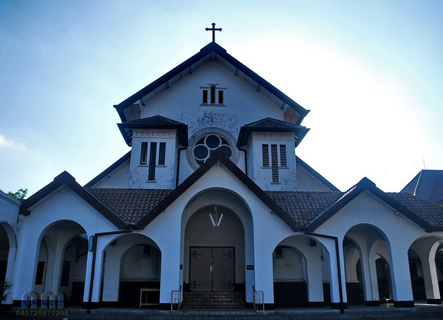 Gereja Antonius Muntilan