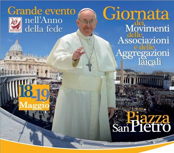 Paus Fransiskus dan poster