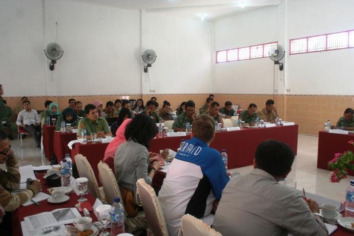 Peserta PNS Mentawai Summit