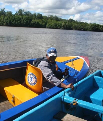 Copy of IMG_2339 romo joned sopir speed boat
