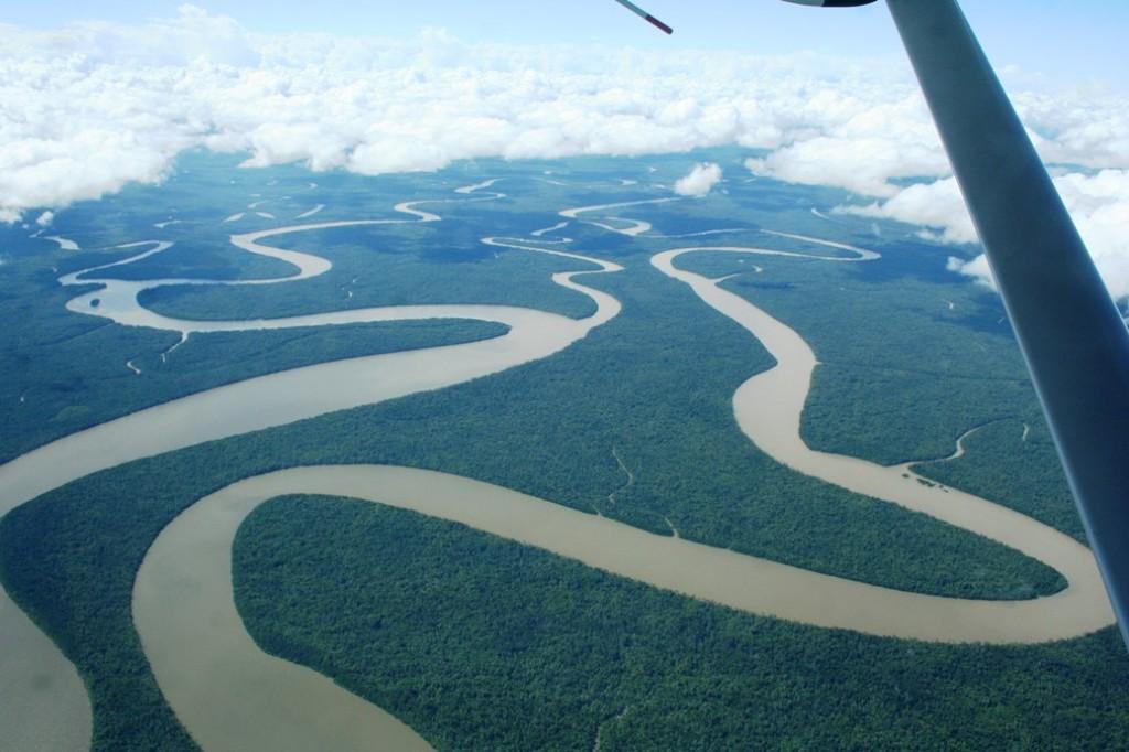 aliran sungai