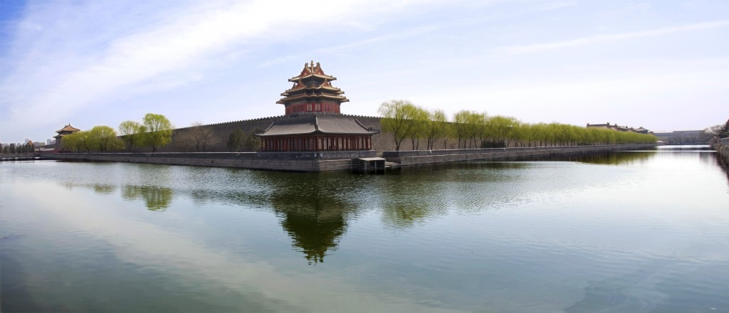 Northwest_cornor_of_the_Forbidden_City