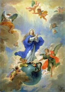 maria ke surga