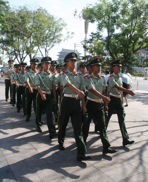 Tentara China baris 2 email OK