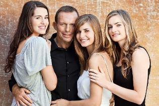 tony-abbott-and-daughters