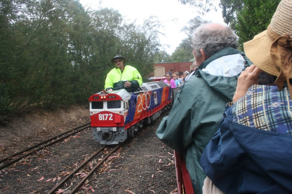 Diamond Valley Mini trains 1 loko