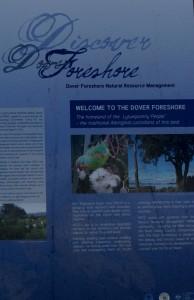Esperance Bay ForesDover plang