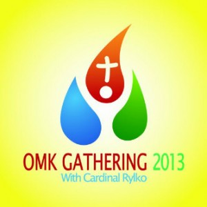 OMK Gathering Jakarta 2013 bersama Kardinal Rylko