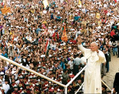 Paus dan World Youth Day