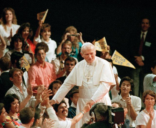 Paus di Amerika Latin