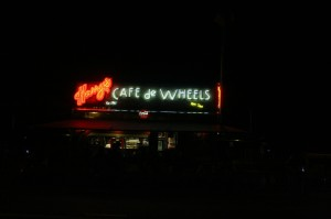 Sydney Cafe de Wheels since 1945