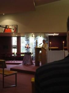 misa natal di eltham 2