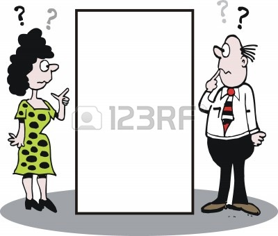 10427314-cartoon-of-man-and-woman-asking-questions