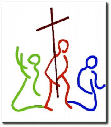 Memanggul salib by Diaconosunblogfr