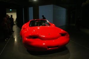 Mona the Fat Ferrari 2