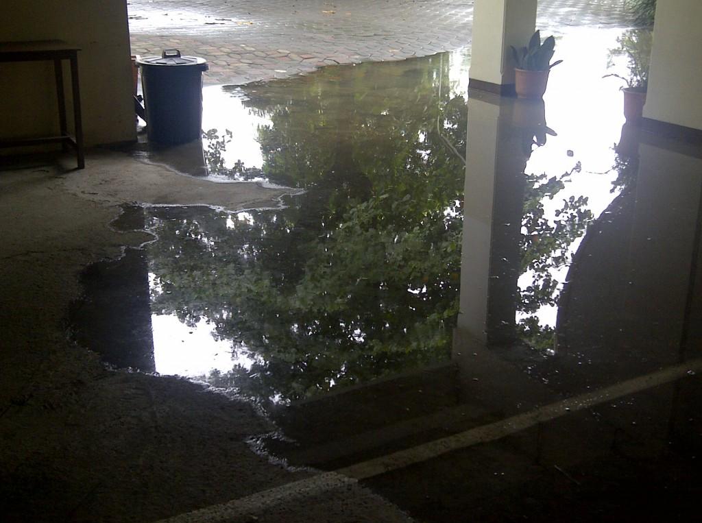 Pekalongan Gereja Banjir 2