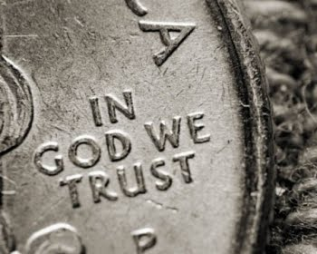 Penyelenggaraan ilahi In God We Trust