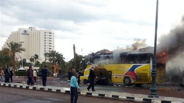 Sinai-Bus-Explosion