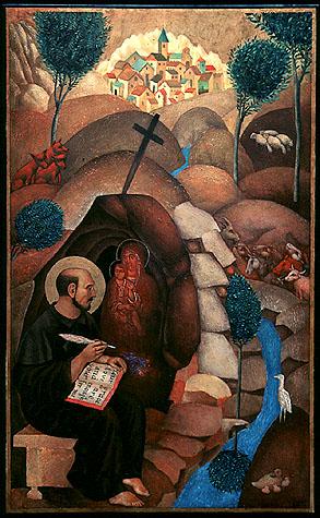 Ignatius dan Sungai Cardoner