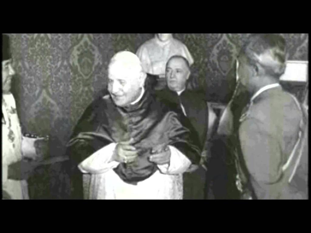Bung Karno dan Paus Yohanes XXIII