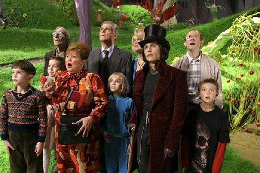 Charlie and the Chocolate Factory 2