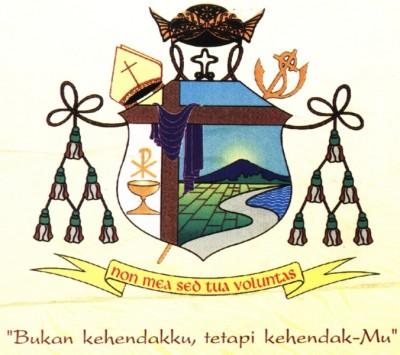 Logo Keuskupan Purwokerto OK bagus