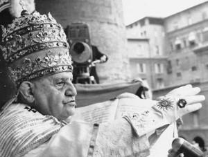 Paus Yohannes XXIII cincin
