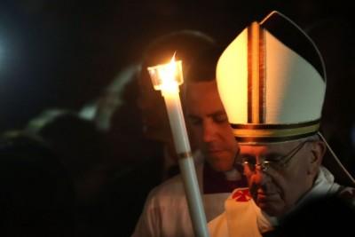 Pope+Francis+Attends+Easter+Vigil+Mass+Vatican+k1ER-qD7a3Pl