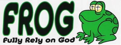Frog iman