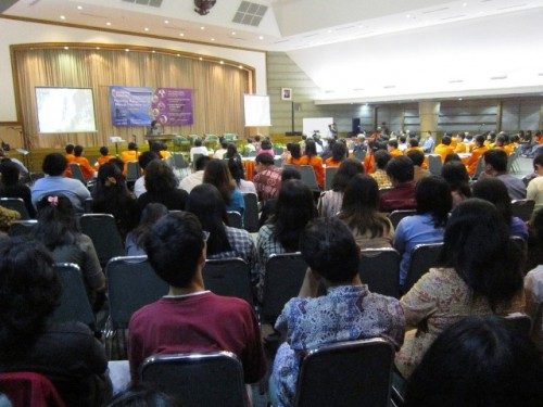 Atma Jaya seminar pluralisme dalam rangka Frans Seda Award 2014