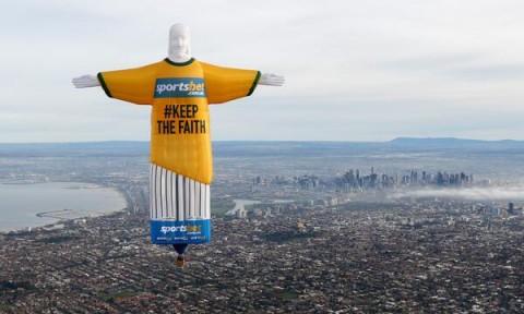 Balon di Melbourne