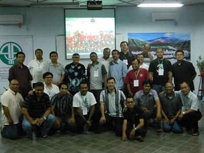 Peserta Program Bulan Pastoral Yogyakarta